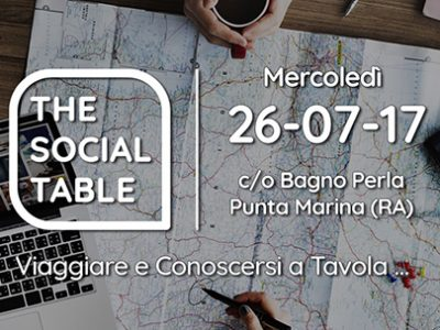 In viaggio con The Social Table