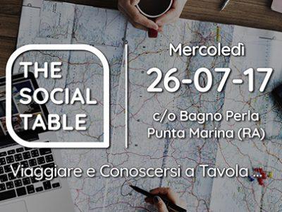 In viaggio con The Social Table